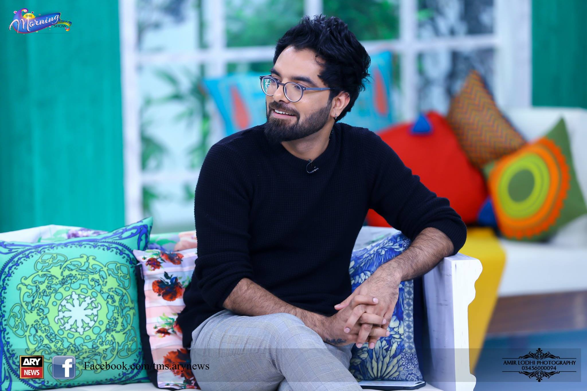 Yasir Hussain's Biography | Portfolio | Images | Photos | HD