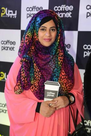 Launch of Coffee Planet In Lahore