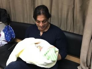 Fast Bowler & Style Icon Shoaib Akhtar Blessed with Baby Boy