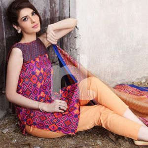 Nishat Linen's Extravagant Eid 2016 Collection