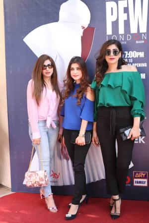 PFW London's Lunch in Lahore By Adnan Ansari
