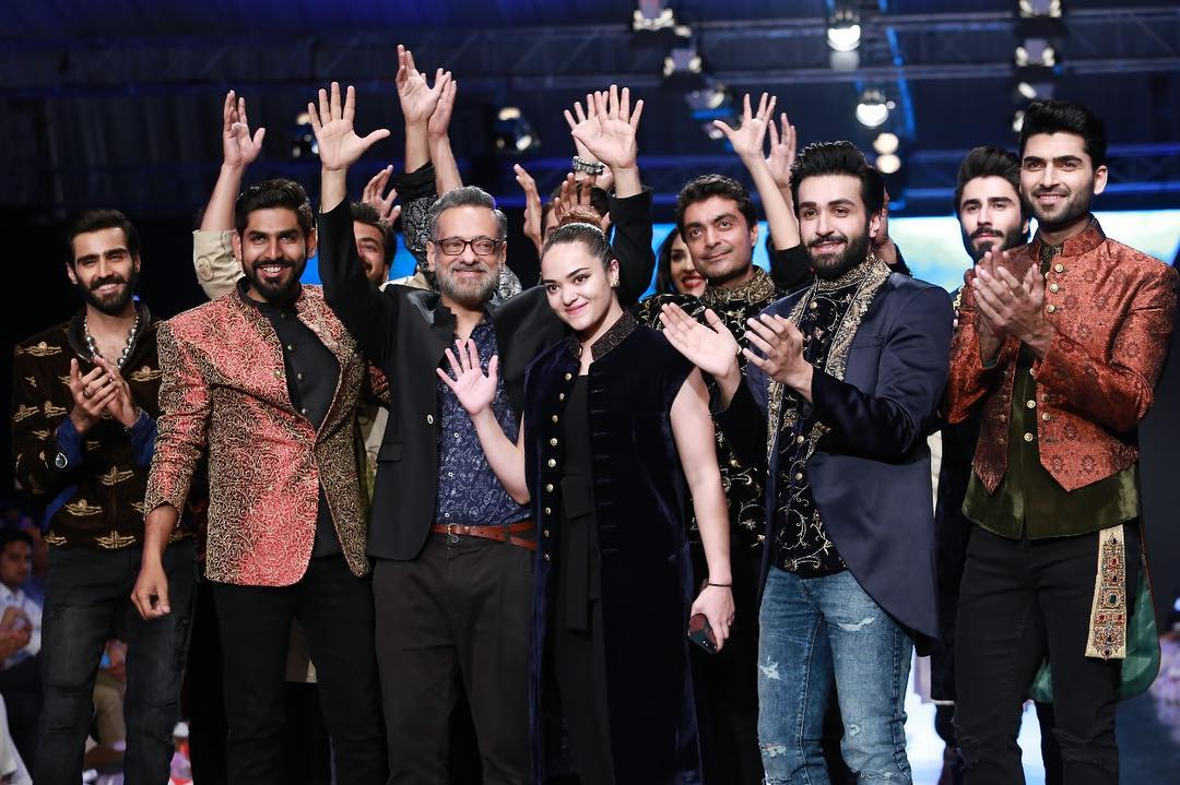 Fashion Pakistan Week 2018 | Highlights | Images | Celebrities